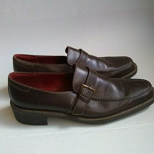 Ecco Bown Loafers size 9 womens